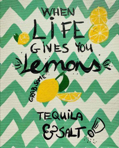 citrom és tequila