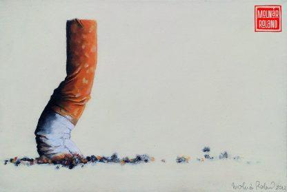 cigicsikk festmény