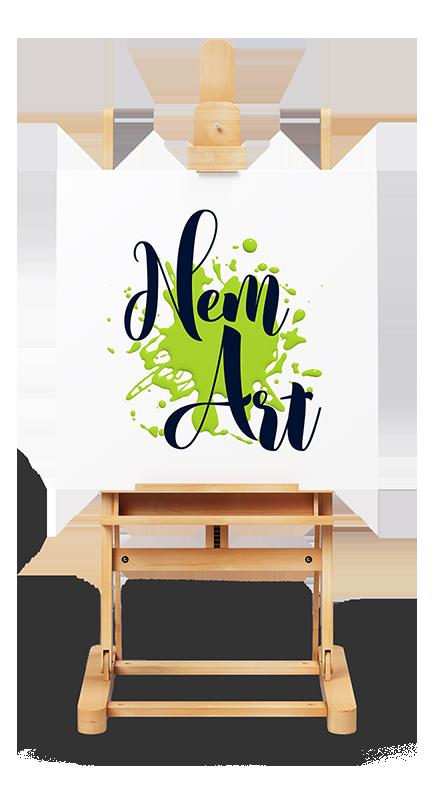 Festőállvány Nem Art logo