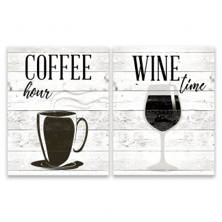 Coffe and Wine