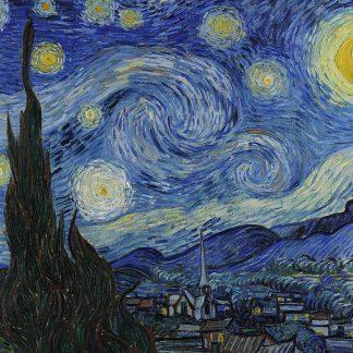 Van Gogh - Csillagos éj
