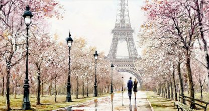 Richard Macniel - Eiffel Torony