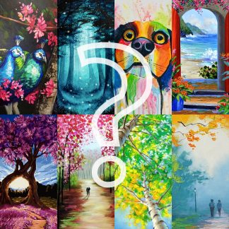 Montázs festményekről
