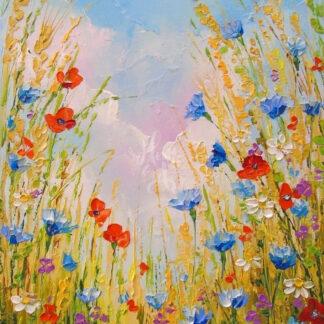 a kép tartalma: színes virágok
