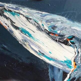 a kép tartalma: bálna